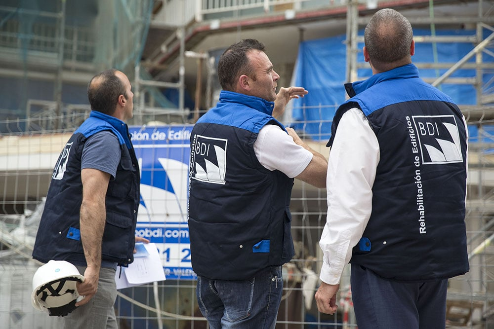 Grupo BDI lanza una oferta de empleo para el sector de la construcción en Alicante