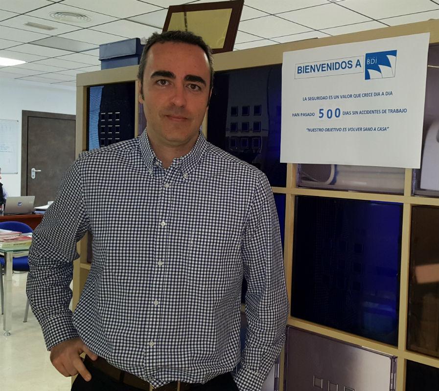 Rehabilitación de edificios sin accidentes, según Daniel Rodríguez de Grupo BDI