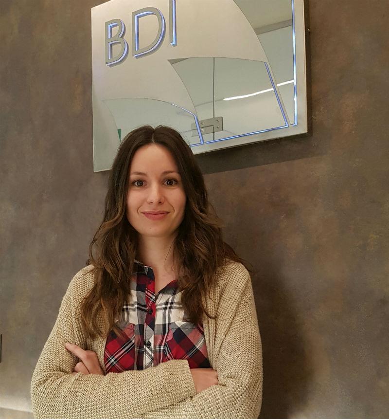 Laura del Angel Jaen, arquitecta técnica