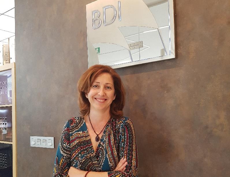 Dori Calvo, responsable de administración, contabilidad y fiscalidad de Grupo BDI