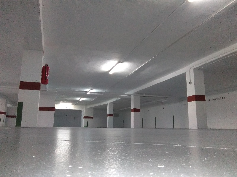 Los pavimentos de hormigón de los garajes están expuestos a la degradación, como cualquier otra zona de una comunidad de propietarios.