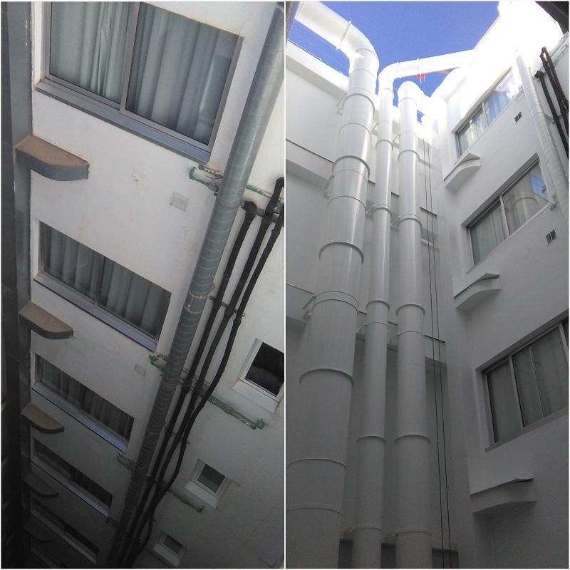 Entre las obras de rehabilitación en Alicante de Grupo BDI