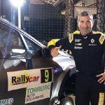 Miguel Fuster, piloto alicantino de rallies