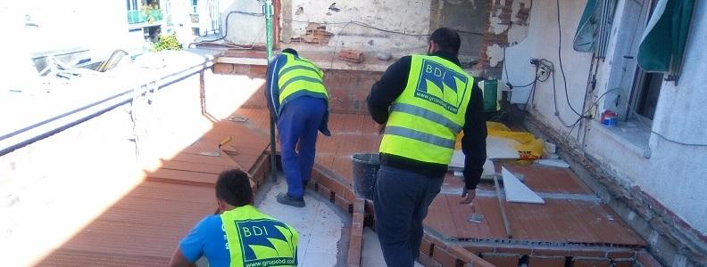 En Grupo BDI buscamos un Jefe de Obra en Alicante.