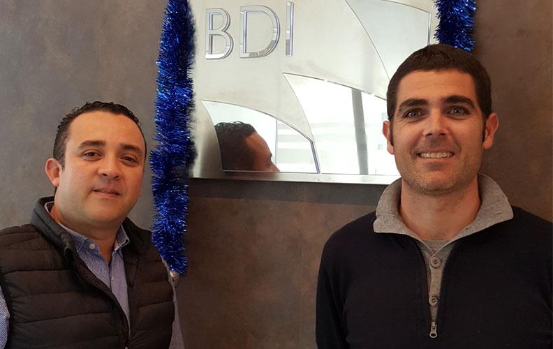 Rubén y Francisco Javier, nuevos Jefes de Obra en Grupo BDI