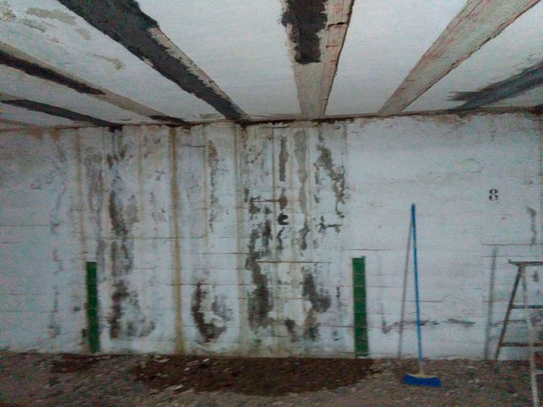 filtracion-agua-garaje
