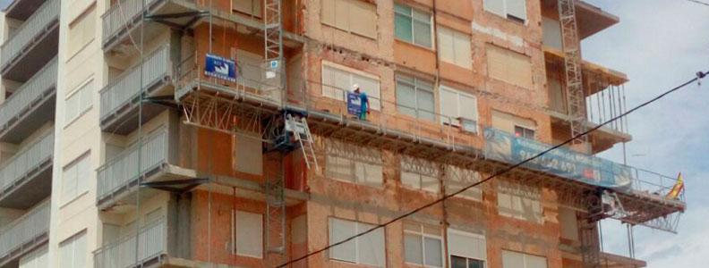 Materiales reciclables en rehabilitación de edificios
