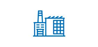 icono edificacion industrial
