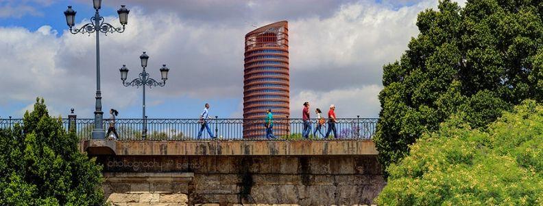 Torre Sevilla, rascacielos en España
