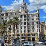 Edificios centenarios de Alicante